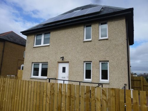 Thumbnail Detached house to rent in Crewe Loan, Edinburgh