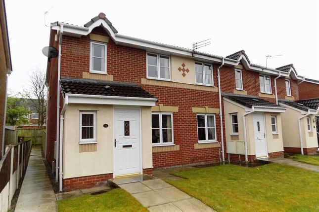 Thumbnail Mews house for sale in Newton Street, Droylsden, Manchester