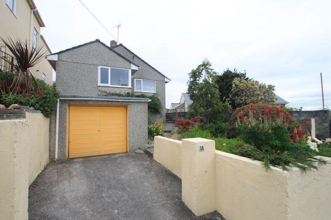 Thumbnail Detached bungalow for sale in Glebe Avenue, Saltash, Cornwall