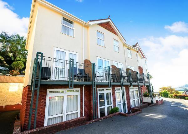 Thumbnail Terraced house for sale in Alta Vista Road, Paignton, Devon