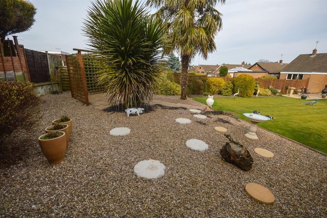 Garden of Georges Lane, Calverton, Nottingham NG14