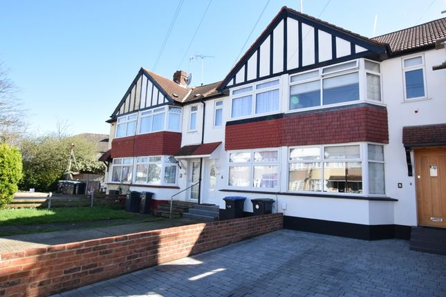 Thumbnail Terraced house for sale in Freemantle Avenue, Enfield, Middlesex