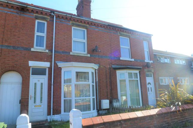 Front Elevation of Earle Street, Wrexham LL13