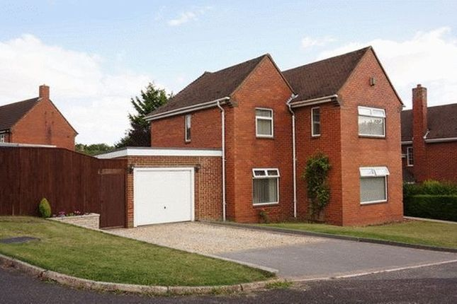 Thumbnail Detached house for sale in Chichester Road, Binbrook, Market Rasen