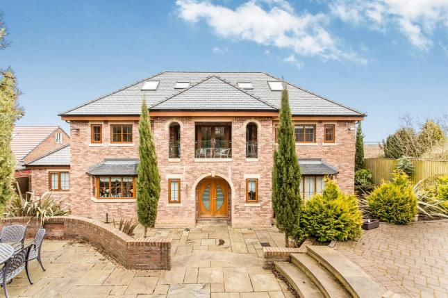 Thumbnail Detached house for sale in Firs Road, Westhoughton, Bolton, Greater Manchester