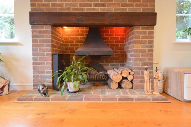 Fireplace of Silver Close, Kingswood, Tadworth KT20