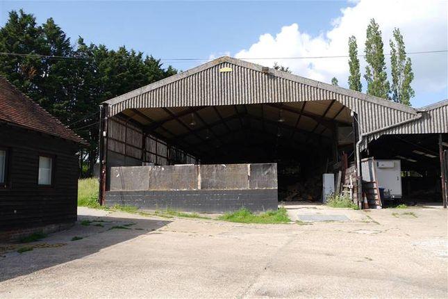 Thumbnail Warehouse to let in Unit 1 Hammonds Hill Farm, Mill Race, London Road, Hassocks
