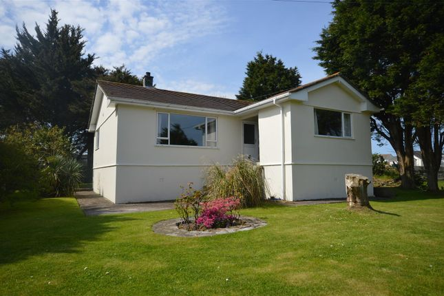 Thumbnail Detached bungalow for sale in Bunts Lane, St. Day, Redruth