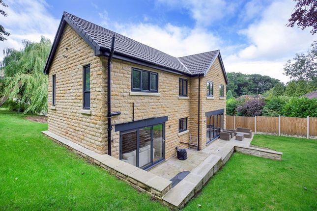 Thumbnail Detached house for sale in Wellhead Close, Bramhope, Leeds