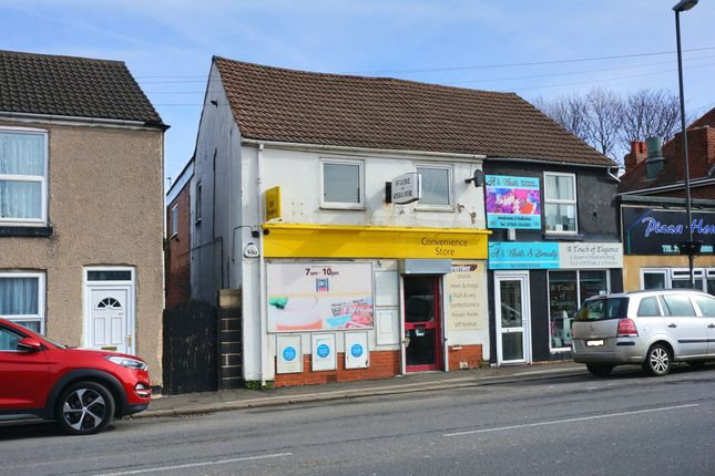 Retail premises to let in Newbold Village, Chesterfield