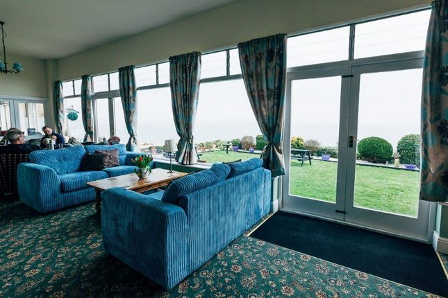 Thumbnail Hotel/guest house for sale in Crescent Road, Shanklin, Isle Of Wight