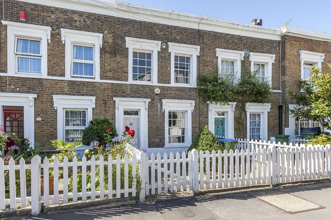 Thumbnail Terraced house to rent in Pelton Road, London