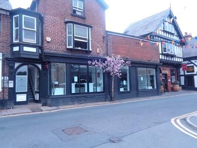 Thumbnail Restaurant/cafe to let in Unit 2-3 Watson's Building, 44 King Street, Knutsford, Cheshire