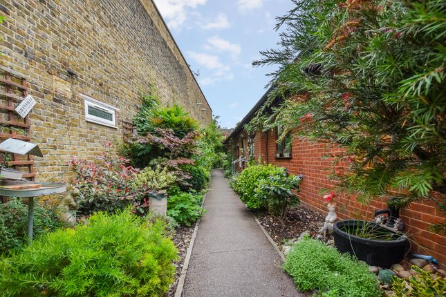 Thumbnail Terraced bungalow for sale in Nightingale Lane, London