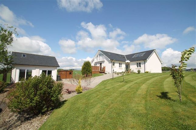 Thumbnail Detached house for sale in The Glebe, Forfar, Angus