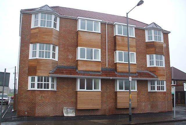 Thumbnail Flat to rent in Northumberland Court, Blyth