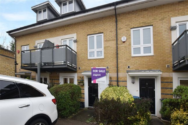 Terraced house for sale in Hugo Close, Watford, Hertfordshire