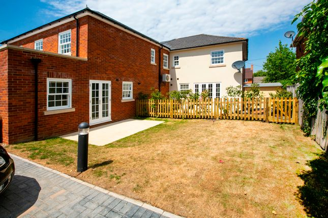 Garden of Fieldfayre Court, The Street, Swallowfield, Reading RG7