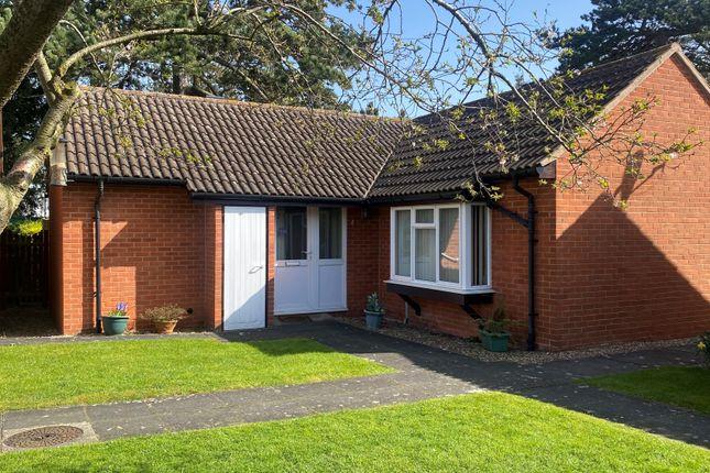 Thumbnail Detached bungalow for sale in De Montfort, Melton Mowbray