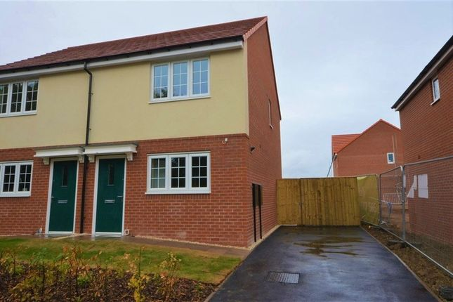 Thumbnail Semi-detached house to rent in Country Way, Woodlands, Doncaster