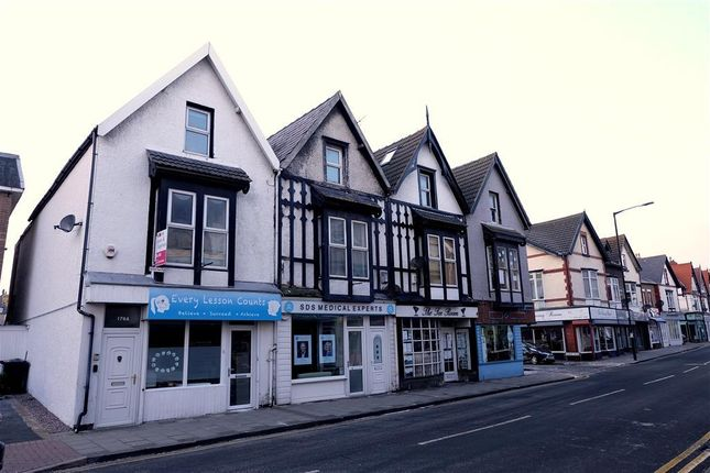 Thumbnail Flat to rent in Banks Road, West Kirby, Wirral