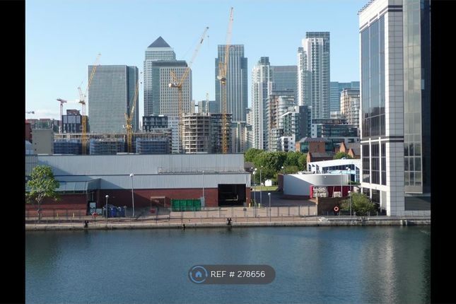Thumbnail Flat to rent in Canary Warf, Canary Warf