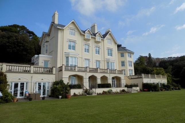 Thumbnail Flat to rent in Middle Lincombe Road, Torquay
