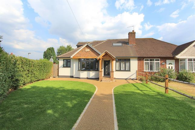 Thumbnail Semi-detached bungalow for sale in Woodham Lane, New Haw, Addlestone