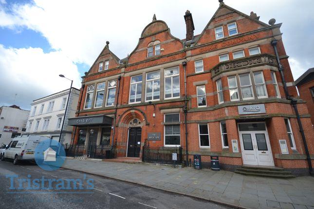 Studio to rent in Friar Gate Court, Friar Gate, Derby DE1