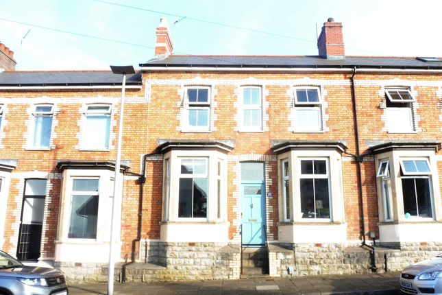 Thumbnail Terraced house for sale in Paget Road, Penarth