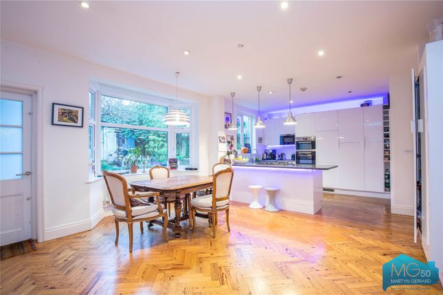 Thumbnail Semi-detached house to rent in Christchurch Road, Crouch End