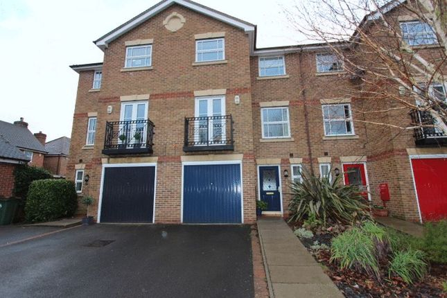 Thumbnail Town house for sale in Burns Close, Carshalton
