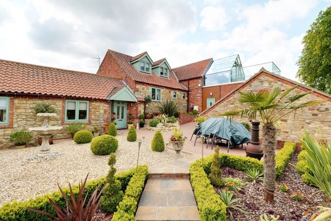 Thumbnail Detached house for sale in West End, Winteringham, Scunthorpe