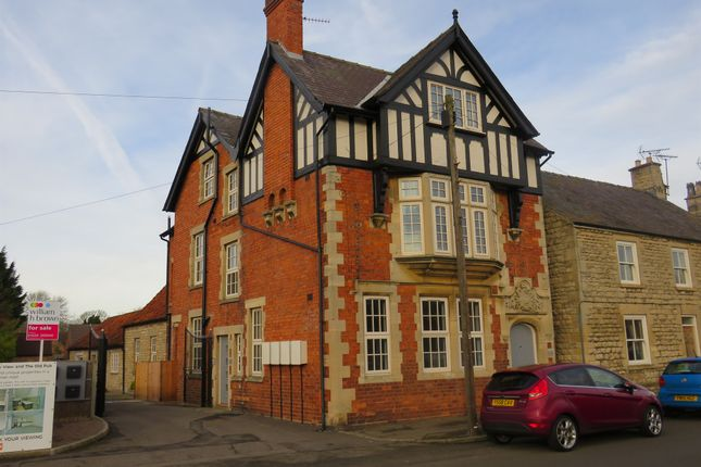 Thumbnail Flat for sale in Ermine Street, Ancaster, Grantham