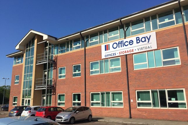 Thumbnail Office to let in Unity House, Westwood Park, Wigan