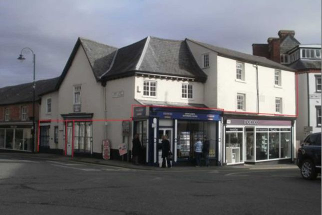 Thumbnail Office to let in St. Peters Square, Ruthin