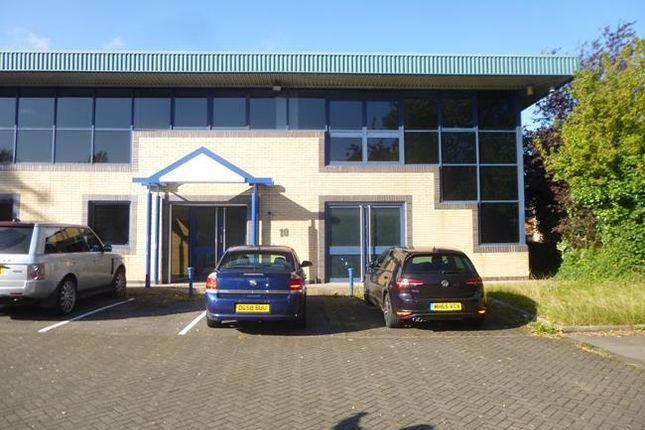 Thumbnail Office for sale in Century Park, Unit 10, Atlantic Street, Altrincham, Cheshire