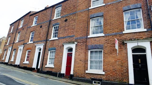 2 bed maisonette to rent in Black Friars, Chester