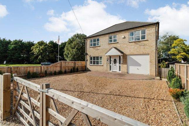 Thumbnail Detached house for sale in Barton Road, Wisbech, Cambridgeshire