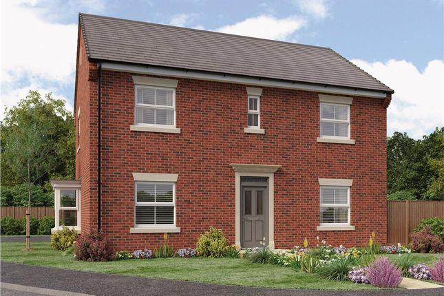 "Thumbnail Detached house for sale in ""The Stevenson"" at Otley Road, Killinghall, Harrogate"