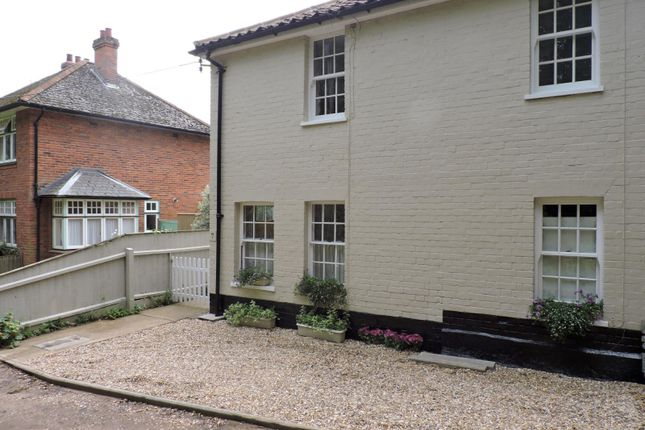 2 bed semi-detached house to rent in Wilderness Lane, Woodbridge