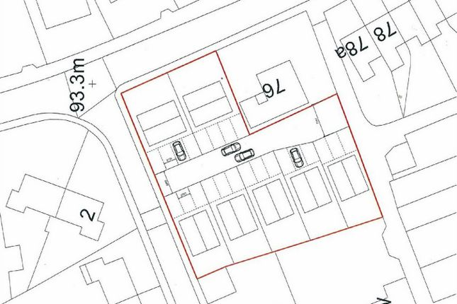 Thumbnail Land for sale in Slades Road, St. Austell