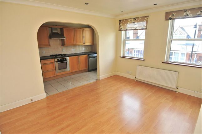 Thumbnail Flat to rent in High Street, Weybridge