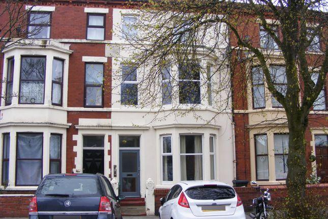 Thumbnail Studio to rent in London Street, Fleetwood