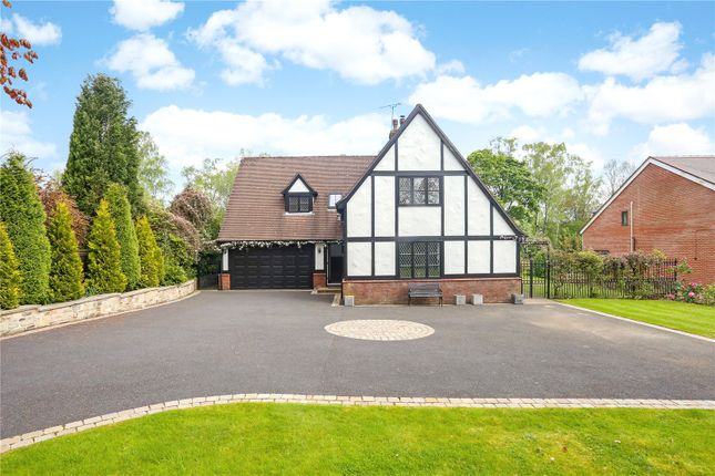 Thumbnail Detached house to rent in Jacksons Edge Road, Disley, Stockport, Cheshire