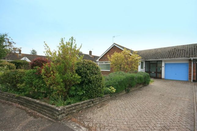 Thumbnail Bungalow for sale in Large Acres, Selsey, Chichester