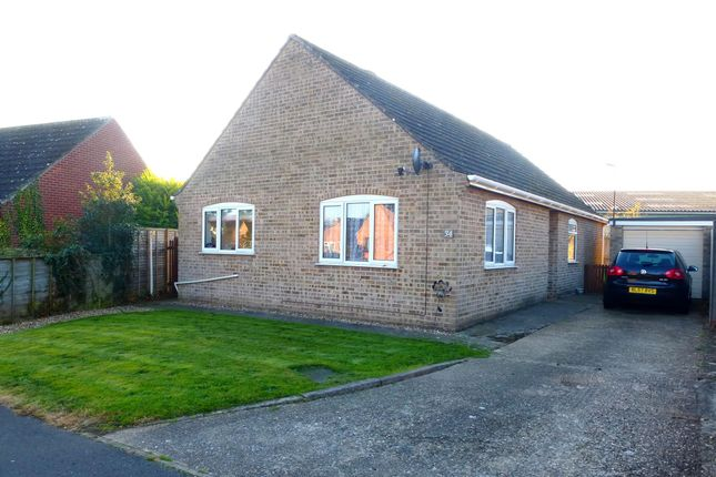 Thumbnail Bungalow to rent in Edenside Drive, Attleborough