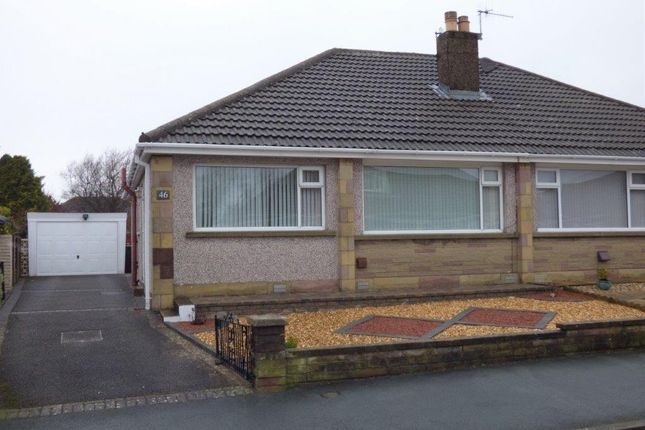 2 bed semi-detached bungalow for sale in Fulwood Drive, Bare, Morecambe LA4