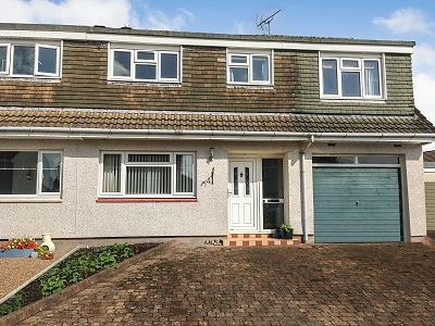 Thumbnail Semi-detached house for sale in 2 Cartha Place, Dumfries