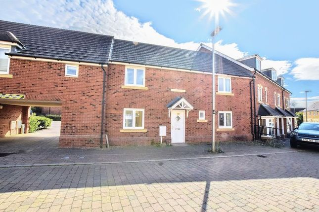 Thumbnail 3 bed terraced house for sale in Matthau Lane, Oxley Park, Milton Keynes